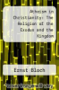 cover of Atheism in Christianity: The Religion of the Exodus and the Kingdom