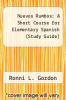 cover of Nuevos Rumbos : A Short Course for Elementary Spanish (Study Guide) (2nd edition)