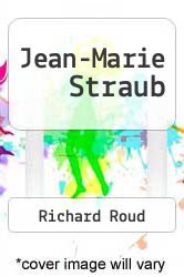 Cover of Jean-Marie Straub EDITIONDESC (ISBN 978-0670019366)