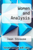 cover of Women and Analysis