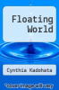 cover of Floating World