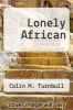 cover of Lonely African