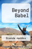 cover of Beyond Babel