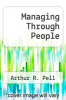 cover of Managing Through People (2nd edition)