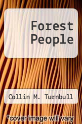 Cover of Forest People EDITIONDESC (ISBN 978-0671266509)