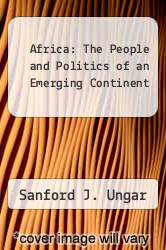 Cover of Africa: The People and Politics of an Emerging Continent 52 (ISBN 978-0671420109)