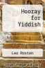 cover of Hooray for Yiddish