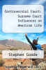 cover of Controversial Court: Supreme Court Influences on American Life