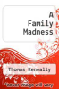 cover of A Family Madness ( edition)