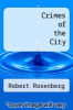 cover of Crimes of the City