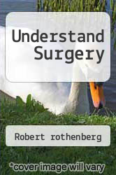 Cover of Understand Surgery EDITIONDESC (ISBN 978-0671780036)