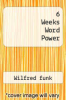 cover of 6 Weeks Word Power