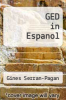 cover of GED in Espanol (4th edition)
