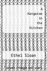 Cover of A Kangaroo in the Kitchen EDITIONDESC (ISBN 978-0672523786)