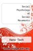 cover of Social Psychology of Social Movements