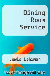 Cover of Dining Room Service EDITIONDESC (ISBN 978-0672960659)