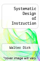 Cover of Systematic Design of Instruction 2 (ISBN 978-0673180704)