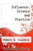 cover of Influence: Science and Practice (2nd edition)