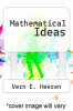 cover of Mathematical Ideas (6th edition)