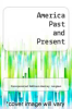 cover of America Past and Present