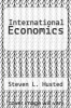 cover of International Economics (3rd edition)