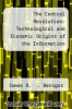 cover of The Control Revolution: Technological and Economic Origins of the Information Society