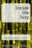 cover of Inside the Jury (27th edition)