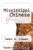 cover of Mississippi Chinese