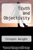 cover of Truth and Objectivity