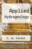 cover of Applied Hydrogeology