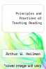 cover of Principles and Practices of Teaching Reading (5th edition)