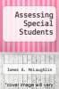 cover of Assessing Special Students (2nd edition)
