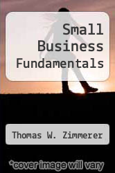Cover of Small Business Fundamentals EDITIONDESC (ISBN 978-0675207867)