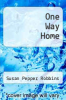 cover of One Way Home