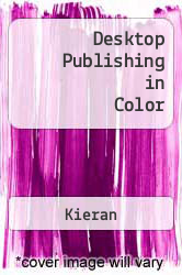 Desktop Publishing in Color Excellent Marketplace listings for  Desktop Publishing in Color  by Kieran starting as low as $11.71!
