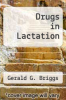cover of Drugs in Lactation