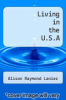 cover of Living in the U.S.A