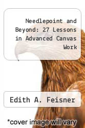 Cover of Needlepoint and Beyond: 27 Lessons in Advanced Canvas Work EDITIONDESC (ISBN 978-0684178257)