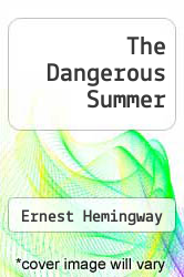 Cover of The Dangerous Summer EDITIONDESC (ISBN 978-0684187204)