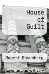 Cover of House of Guilt EDITIONDESC (ISBN 978-0684826547)