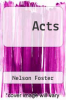 cover of Acts