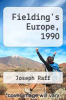 cover of Fielding`s Europe, 1990
