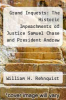 cover of Grand Inquests: The Historic Impeachments of Justice Samuel Chase and President Andrew Johnson