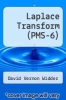 cover of Laplace Transform (PMS-6)