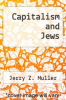 cover of Capitalism and the Jews
