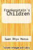 cover of Frankenstein`s Children