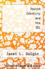 cover of Jewish Identity and the JDL
