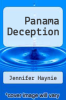 cover of Panama Deception
