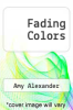 cover of Fading Colors