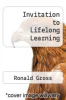 cover of Invitation to Lifelong Learning